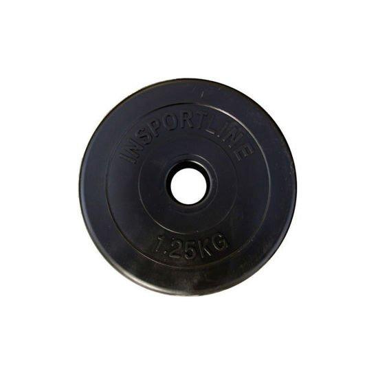 Obciążenie cementowe Insportline (30 mm) 1,25 kg