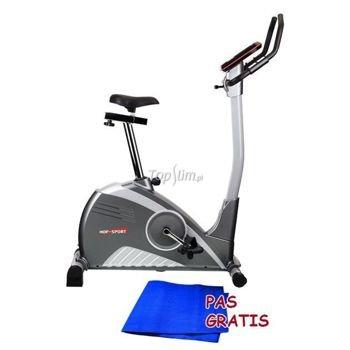 Rower stacjonarny elektromagnetyczny HS-76R Viper Graphite Hop-Sport
