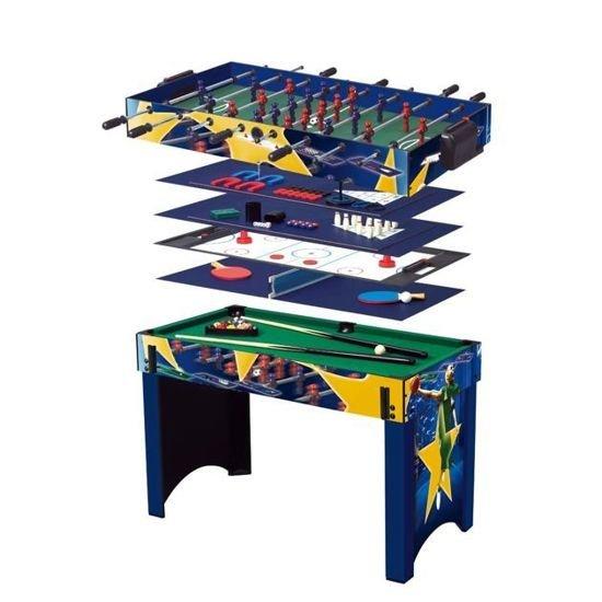 Stół do gier Superstół Worker 13w1